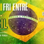 BAR BRASIL goes Thaiboat 21 juli – Fri entré!