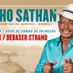 Söndag 19/8 - Marquinho Sathan - Roda de Samba at Bar Brooklyn