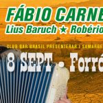 Club BAR BRASIL – Forró LIVE 8 sept. at M/S Birger Jarl
