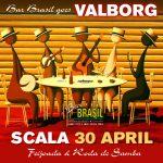 Valborg 30 April • Samba & Feijoada på Scala