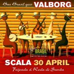 Valborg 30 April • Samba & Feijoada på Scala
