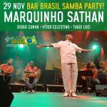 Marquinho Sathan LIVE at M/S Birger Jarl 29/11