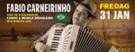 Club BAR BRASIL – Forró LIVE 31 jan. at M/S Birger Jarl
