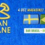Bar Brasil - BRAZILIAN AEROPLANE, 4 dec